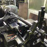 SCM440(調質材)長尺シャフトの特急製作