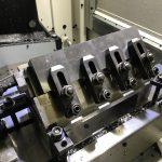 量産用加工治具の設計製作と運用