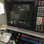 マシニング加工機モニター修理