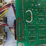 電気基板のハンダ割れ修理